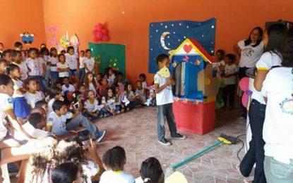 Escolas da rede municipal de Jerumenha realizam projetos de leitura