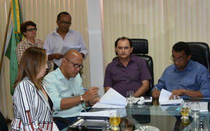 Prefeitura de Floriano assina Termo de Cooperação Técnica com Secretaria de Administração do Estado