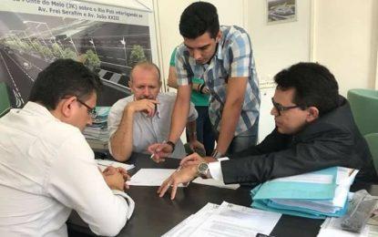 Deputado Zé Santana viabiliza posto da PRF para Uruçuí