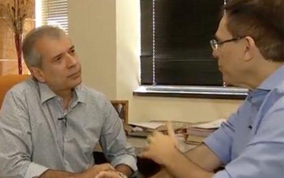 João Vicente Claudino anuncia candidatura tendo Dr. Pessoa como vice