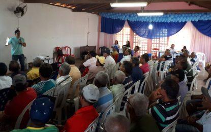 Marcos Parente discute Saúde do Homem na campanha Novembro Azul