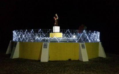 Cidade de Jerumenha ganha ornamentação natalina