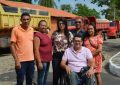 Prefeita Aldara recebe várias carradas de calcário para distribuir para agricultores de Jerumenha