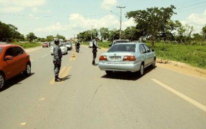 Polícia Militar de Barão de Grajaú realiza operação policial para coibir assaltos