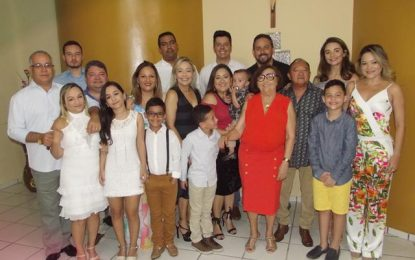 """Socorro Fonseca lança em Guadalupe o seu livro """"Reminiscências"""""""