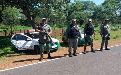 """Policia Militar realiza operação """"Natal Sem Drogas"""" na região de Guadalupe"""