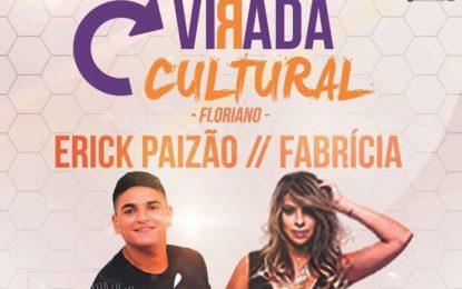 Prefeito de Floriano confirma festa de Réveillon no Cais da Beira Rio