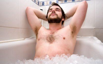 Faz mal tomar banho depois do treino? Frio ou quente?