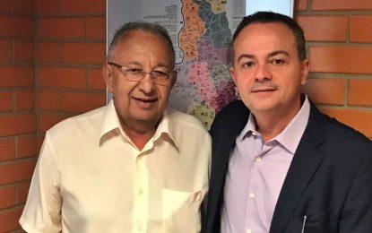 Dr. Pessoa conversa com Valter Alencar e poderá se filiar ao PSC