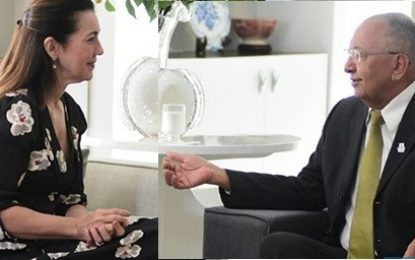 Dr. Pessoa critica Deputado Júlio César em encontro com Margarete