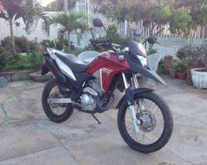 Guadalupense coloca à venda uma Moto XRE 300 com valor a combinar