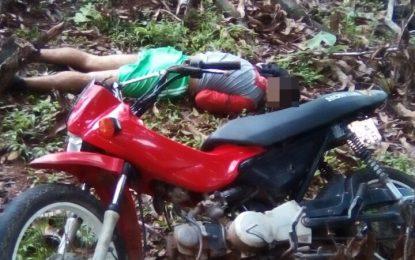 Jovem de 20 anos morre em acidente entre o povoado Extrema e Marcos Parente