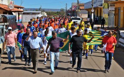 Bom Jesus irá sediar 30º Copa Nordeste de Futebol de Base de 12 a 20 de janeiro