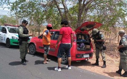 Polícia Militar de Guadalupe começa 2018 mostrando muito trabalho