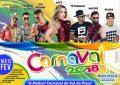 Programação Oficial do Carnaval 2018 de Bom Jesus