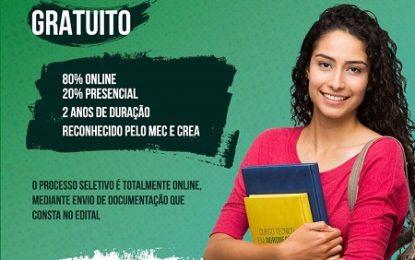 Senar abre inscrições para curso técnico gratuito no Piauí