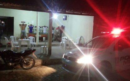 Polícia Militar realiza operação Tolerância Zero em Jerumenha