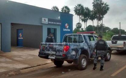 Quadrilha sequestra gerente de lotérica e foge levando dinheiro no interior do Piauí
