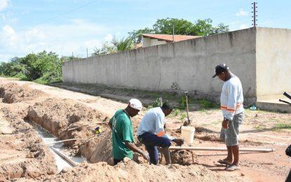 Prefeitura de Floriano e Agespisa concluem ampliação da rede de abastecimento de água