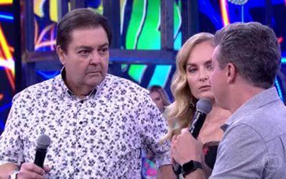 Líderes do PT acionam TSE contra Huck, Faustão e TV Globo