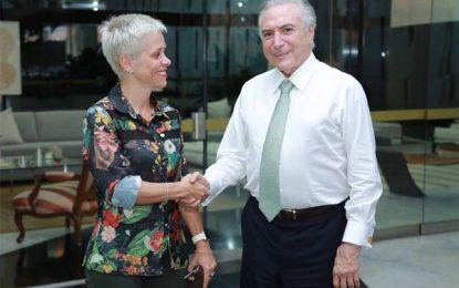 STJ permite posse de Cristiane Brasil no Ministério do Trabalho