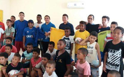 Desportistas do Sul do Piauí realizam encontro em Landri Sales