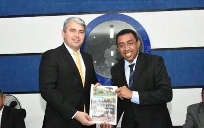 Mensagem do prefeito de Floriano marca abertura do ano  legislativo municipal