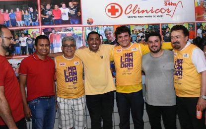 Floriano foi o destino que recebeu destaque no Carnaval 2018