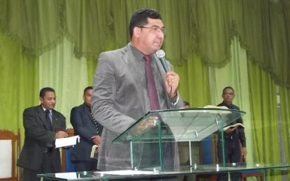 Impacto Evangelístico tem início na Assembleia de Deus de Guadalupe
