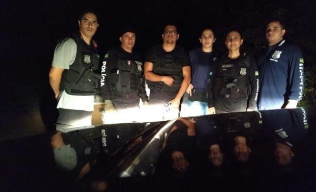 Polícia Civil prende acusado de matar grávida em Guadalupe