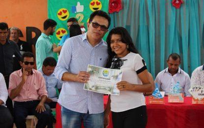 SASC fez entrega de certificados nas cidades de Campo Largo e Brasileira