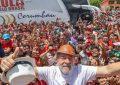 Lula lidera com 65,17% no Piauí, Bolsonaro tem 9,06%