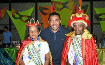 II Baile da Magia da Terceira Idade abre carnaval de Floriano 2018