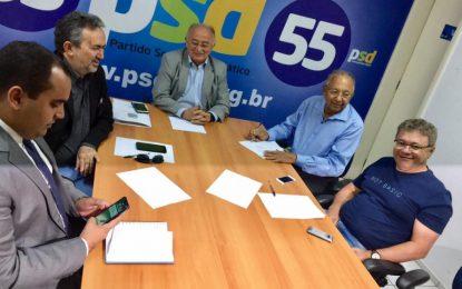 Dr. Pessoa comunica rompimento com Júlio César