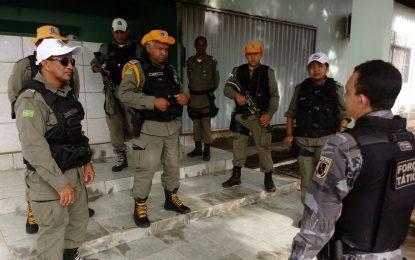 PM realiza operação Páscoa Segura em Guadalupe e Jerumenha