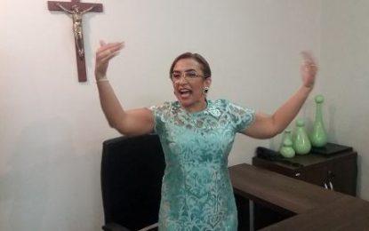 """Neidinha tachou de """"INCONFORMADOS"""" aqueles que criticam sua gestão"""