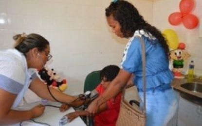 Mutirão realizado em Uruçuí encaminha 40 crianças para cirurgias