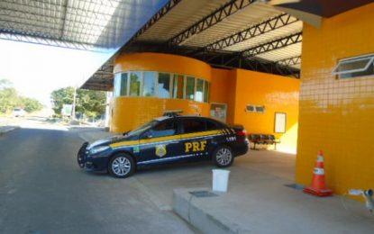 Polícia Rodoviária Federal prende condenado por estuprar a própria avó de 59 anos em 2003, na cidade de Floriano.