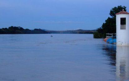 Floriano e outras cidades estão em estado de alerta de enchente no Piauí