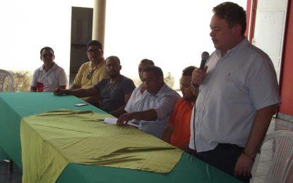 """""""Forças Políticas Ocultas"""" não querem a federalização da estrada entre Guadalupe e Jerumenha, afirmou o deputado Silas Freire."""