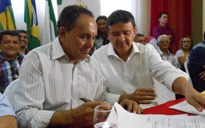 Prefeito Pedro Nunes consegue reforma do estádio de Marcos Parente