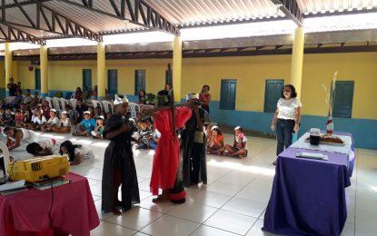 Educação de Marcos Parente realiza programação especial na Semana Santa