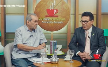Zé Santana faz balanço de ações da Sasc e destaca projetos para 2018