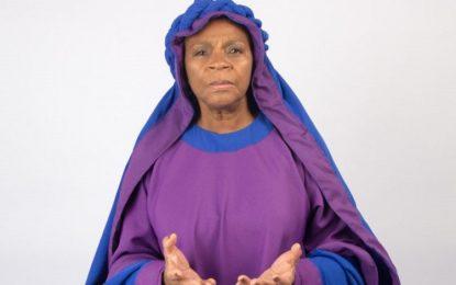 Atriz Zezé Mota interpretará Maria em Paixão de Cristo em Floriano