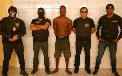Suspeito de assaltos em Floriano é preso em Porto Alegre do Piauí