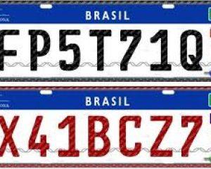 Placas de carros do Brasil terão chip e padrão Mercosul em 2018