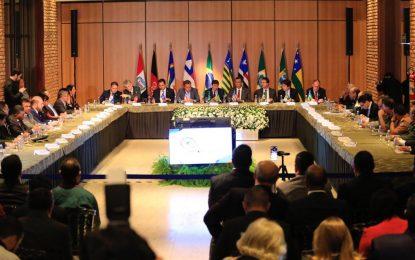 Governadores do Nordeste se reúnem em Teresina para discutir segurança