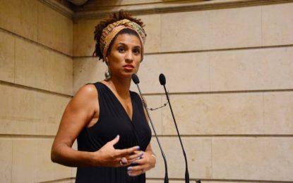 Vereadora do PSOL é assassinada a tiros no Rio