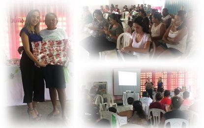 Marcos Parente comemora o Dia da Mulher com uma vasta programação