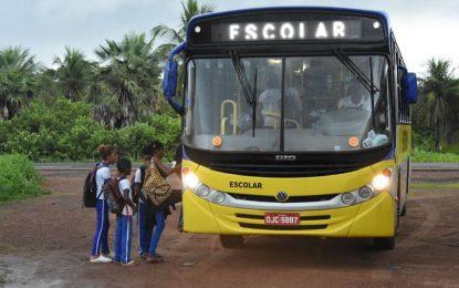 Educação municipal de Floriano garante merenda e transporte escolar de qualidade